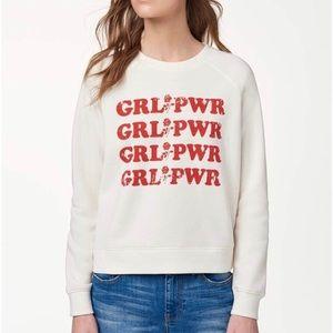 Rebecca Minkoff Girl Power Sweater